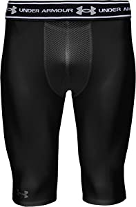 Under Armour Men's HeatGear® Core Vent Long Compression Shorts