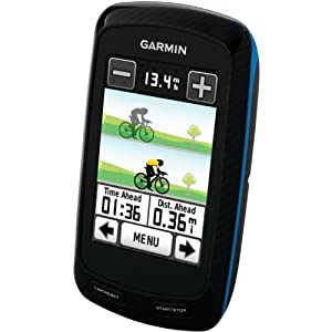 Buy Garmin Edge 800 GPS-Enabled Cycling Computer (Includes Heart Rate Monitor and Speed... by Garmin
