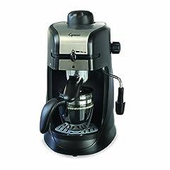 Capresso Steam Pro 4-Cup Espresso & Cappuccino Machine by aSavings