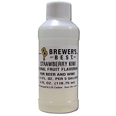 Brewer's Best Strawberry Kiwi Natural Fruit Flavoring by Brewer's Best