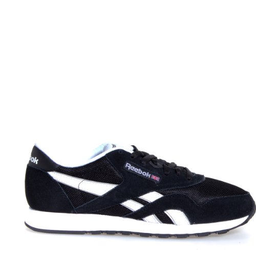 6aee440245f Reebok Classic Nylon Men Retro Running Shoes V54804 size 9.5 - Import It All