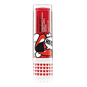 The Body Shop The Body Shop Then Body Shop Born Lippy Stick Balm Lip Tint Pomegranate