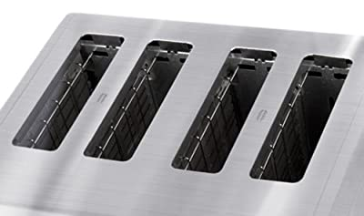 Frigidaire Professional Stainless 4-Slice Wide Slots Toaster from Frigidaire Professional
