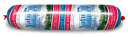 Natural Balance Beef and Rice Formula Dog Food Roll