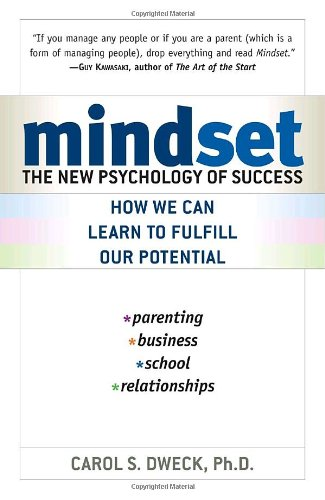 Mindset: The New Psychology of Success Image