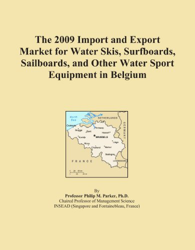 The 2009 Import and Export Market for Water Skis, Surfboards, Sailboards, and Other Water Sport Equipment in Belgium