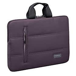 Targus TSS59001AP 15-inch Crave 2 Slipcase for MacBook (Dark Maroon)