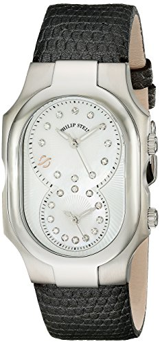 Philip-Stein-Unisex-2-NDMOP-ZBRM-Signature-Analog-Display-Japanese-Quartz-Brown-Watch