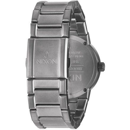 Фото Nixon Canon Mens Watch A1601427 часы nixon porter nylon gold white red