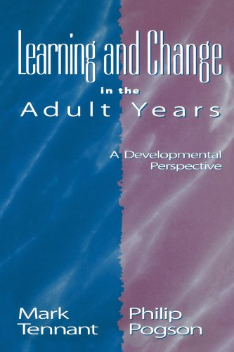 Learning and Change in the Adult Years: A Developmental...