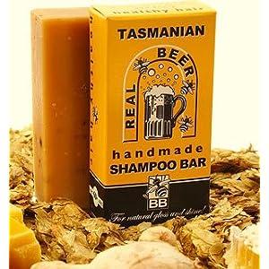 tasmanian beer shampoo