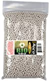 TSD Competition Grade 6mm biodegradable airsoft BBs, 0.20g, 5000 rds, white
