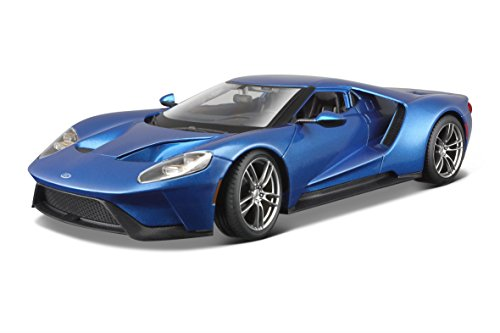 Maisto Special Edition 2017 Ford GT Variable Color Diecast Vehicle (1:18 Scale) (Ford Gt Model compare prices)