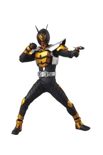 RAH リアルアクションヒーローズ DX 仮面ライダーザビー ライダーフォーム 1/6スケール ABS&ATBC-PVC製 塗装済み可動フィギュア