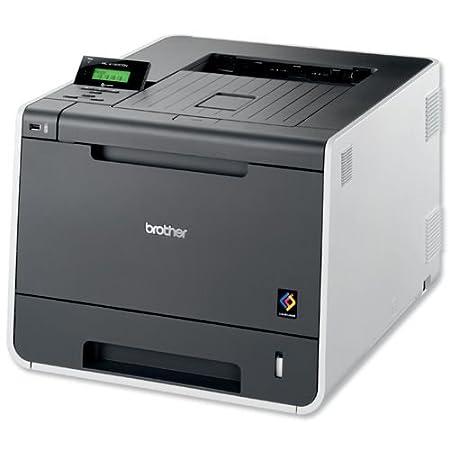 Brother HL-4150CDN Imprimante Laser couleur Recto-verso Réseau 24 ppm Mémoire Interne -128 Mo