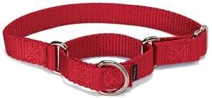 """Premier Collar 1"""" Medium, Red"""