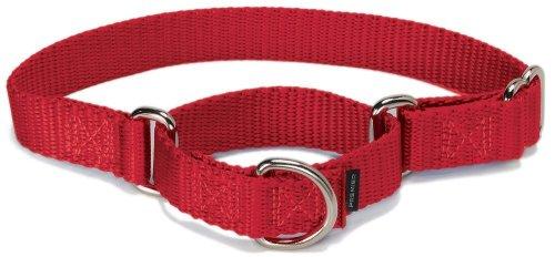 Premier Pet Collar Medium 1-Inch, Red