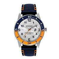 Sperry Diver Analog Silver Dial Men's Watch #SP 103293 by Sperry