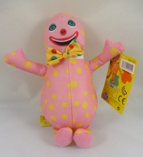 Whitehouse Leisure 7 Inch Mr Blobby Soft Plush Toy - 20th Anniversary Of Mr Blobby (k19) - 1
