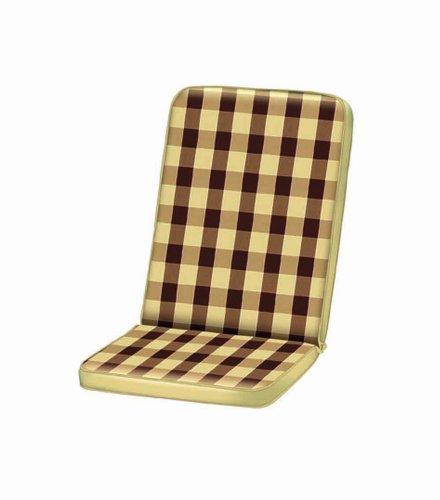 Camelot CAM0620 Standard Recliner Cushion (Rouge/Mocha)