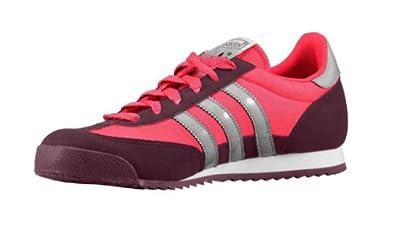 Buy Adidas Originals Ladies Dragon Sneakers-ULTPOP LGREY LGTMAR by adidas