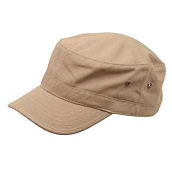 Kid's Trendy Army Cap-Desert