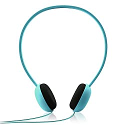 MTV: Ion Headphones - Turquoise