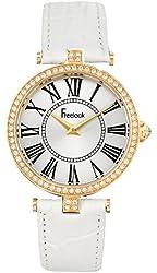 Freelook Women's HA1025G-9 Vendome Classic Analog Roman Numeral Dial Crystal Bezel Watch