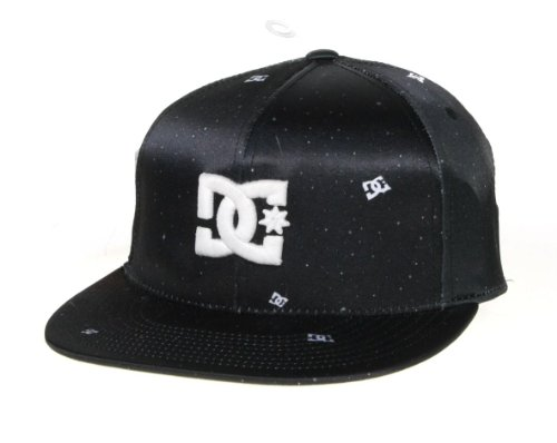 DC Shoes Men's Nite Cap Flexfit Hat
