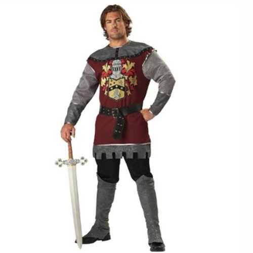 Halloween Men RPG Medieval Warrior Gladiator Costume Party Gatherings Men