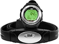 Pyle Sports PHRM20 Marathon Heart Rate Watch with USB and 3D Walking/Running Sensor from Pyle Sports
