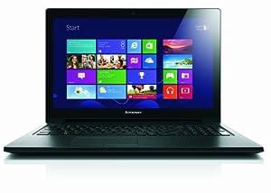 Lenovo G500s 15.6-inch Laptop - Black (Intel Core i3 3110M 2.4GHz Processor, 4GB RAM, 500GB HDD, DVDRW, LAN, WLAN, Integrated Graphics, Windows 8 Home Premium)