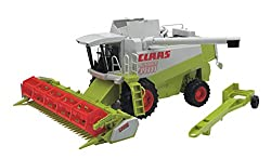 Claas Lexion 480 combine harvester [Toy]