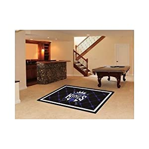 Sacramento Kings 5 x 8 Area Rug Carpet by Fanmats
