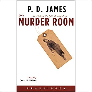 The Murder Room Audiobook