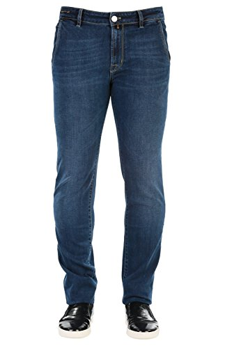 PT05 Pantaloni Jeans Uomo Primavera Estate Blu Art DZG6 CA12 TAILOR MD18 P16