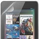 Amzer 94982 ShatterProof Screen Protector - Front Coverage for Google Nexus 7, Asus Nexus 7