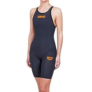 Arena Women Powerskin Carbon Pro Mark 2 kneeskin open back dark grey Gr. 36