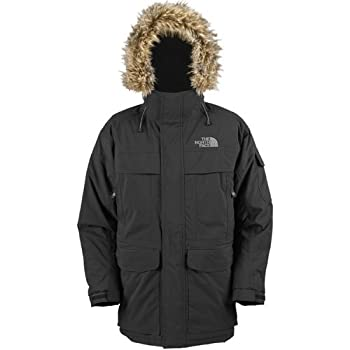 The North Face Men's McMurdo Parka noir (Taille cadre: M)