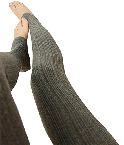 Cable Knit Leggings Sweater Leggings