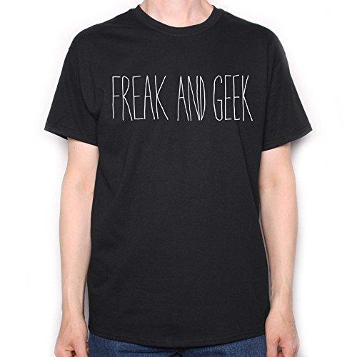 A to Tribute Freaks Geeks & T-Freak e rosse nero S (da donna)
