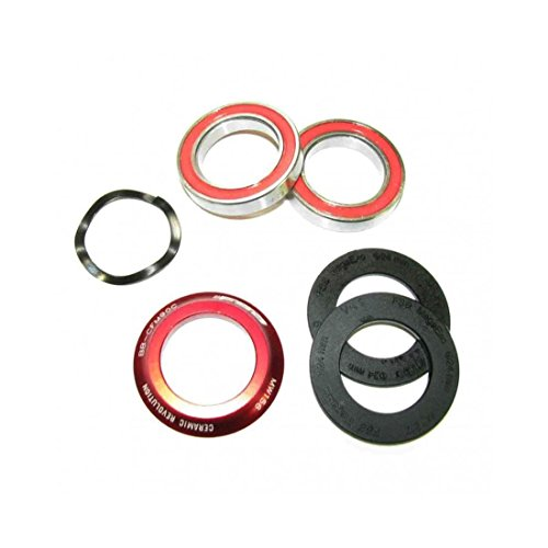 FSA KIT KUGELLAGER KERAMIK bb-cfm90 C Trek Madone Corsa Mega Exo 24 mm (Adapter, Reduzierringe und Ersatzteile)/Adapter Ceramic Bearing Kit bb-al90 Trek Madone Road Mega Exo 24 mm (ADAPTERS, Reducers and Spares)
