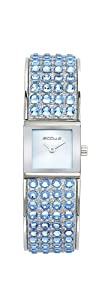 Accu2 by Accurist A2-24353 Ladies Bangle Watch With Swarovski Crystals