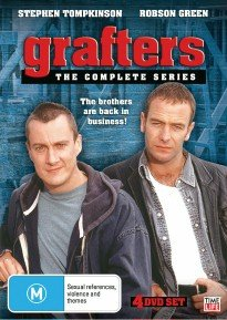 Grafters - Series 1 and 2 (The Complete Series)