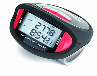Sportline 356 Pulse Pedometer