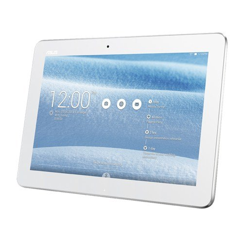 Asus TF103C-1B029A 25,6 cm (10,1'') Tablette Tactile (Intel Atom Z3745, 1,3 GHz, 1Go RAM, 16Go HDD, Intel HD, Android, Ecran tactile) Blanc (Import Europe)