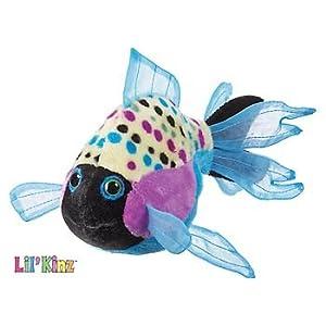 Webkinz Lil'kinz Polka Back Fish Multi