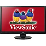ViewSonic VA2746M-LED 27-Inch LED-Lit LCD Monitor, Full HD 1080p, DVI/VGA, Speakers, VESA