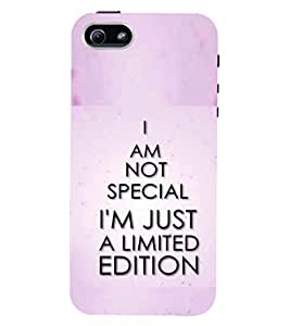 printtech A Limited Edition Back Case Cover for Apple iPhone 4::Apple iPhone 4S