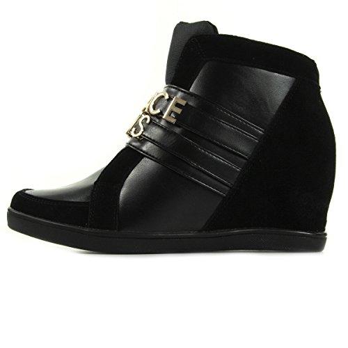 Versace Jeans Linea Sneaker Suede/Coated E0VOBSA3, Stivali - 39 EU